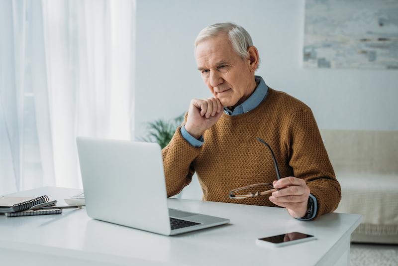 solicitar la jubilación