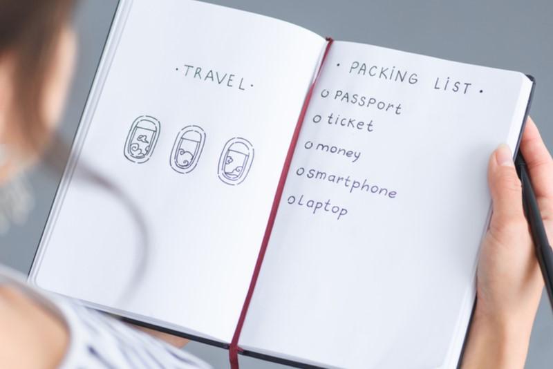 3 cosas que hacer antes de viajar