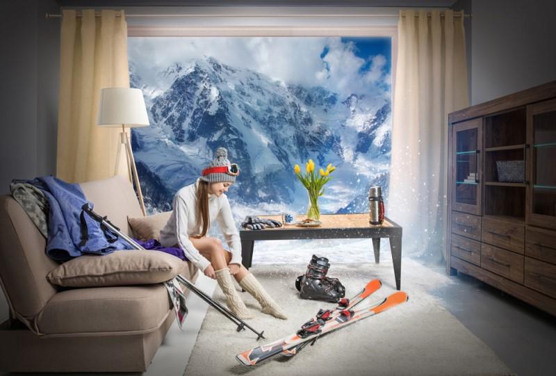 Precauciones para esquiar que no debes olvidar