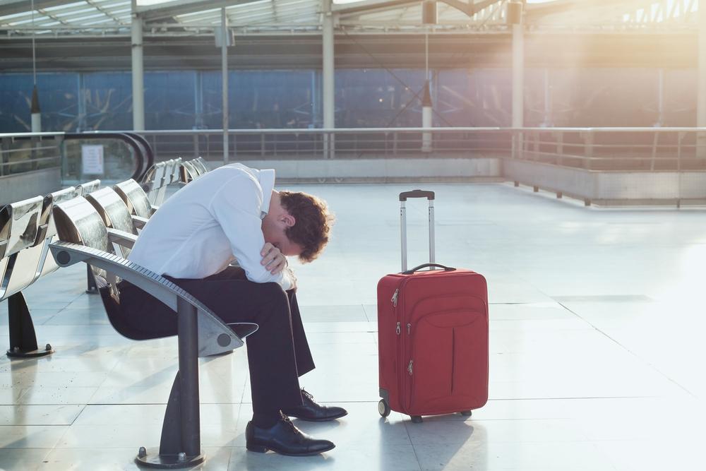 problemas con vuelos
