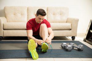ejercicios en casa y ponerte en forma
