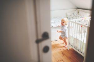 adaptar la casa a un bebé