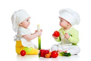 mejores alimentos para niños