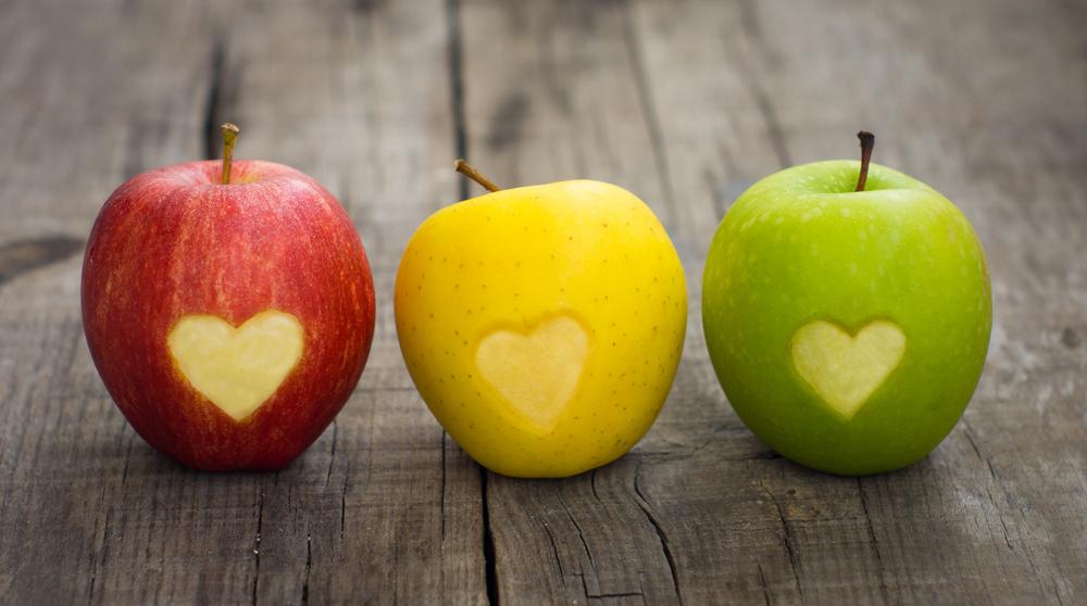 Beneficios de la manzana que quizá no conocías