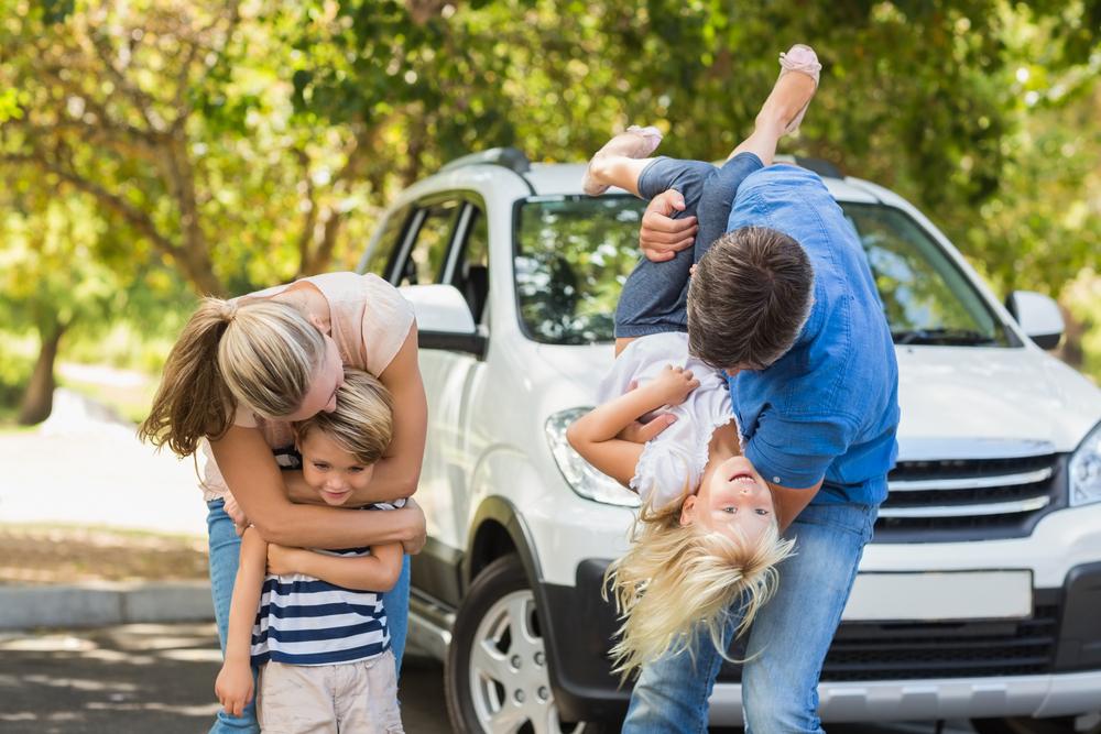excursiones en familia